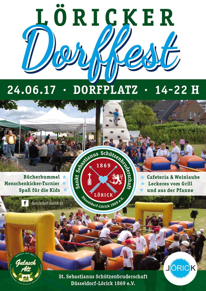 Dorffest Lörick 2017